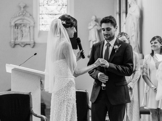 Le mariage de Baptiste et Sédrine à Collonges-au-Mont-d'Or, Rhône 2