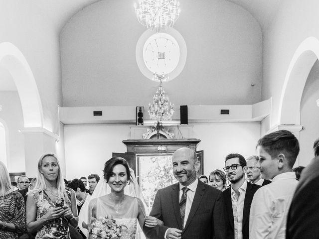Le mariage de Baptiste et Sédrine à Collonges-au-Mont-d'Or, Rhône 11
