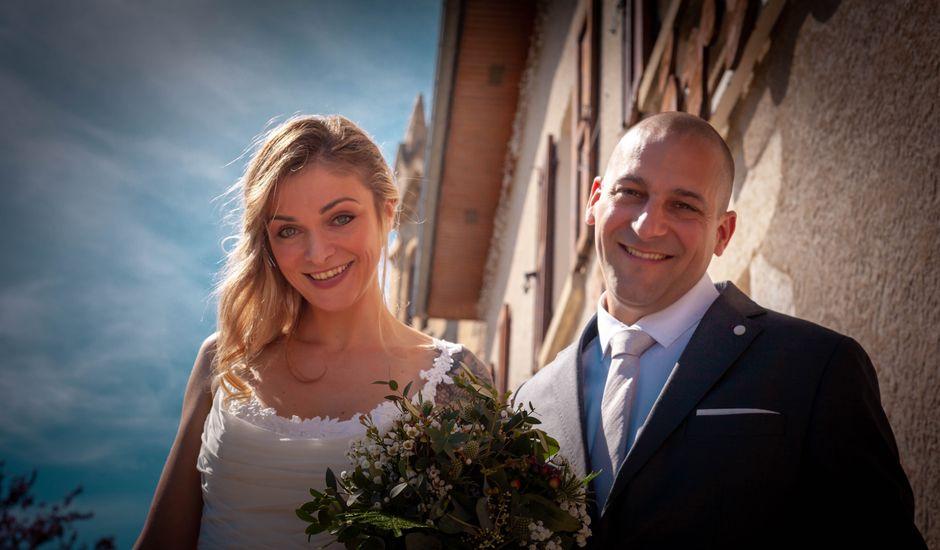 Le mariage de Stéphane et Nathalie à Roybon, Isère