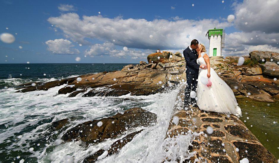 Le mariage de Alan et Amélie à Quimper, Finistère