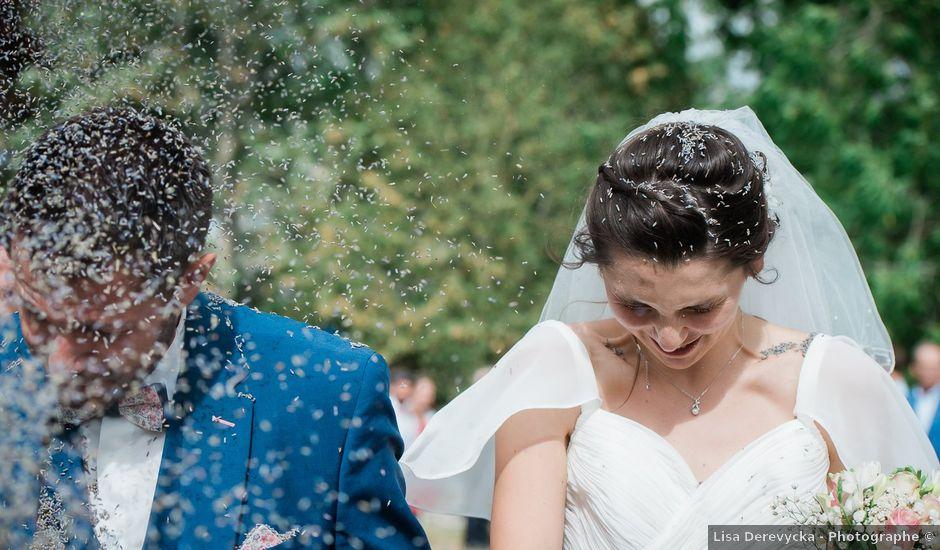 Le mariage de Jonathan et Laure à Bourges, Cher