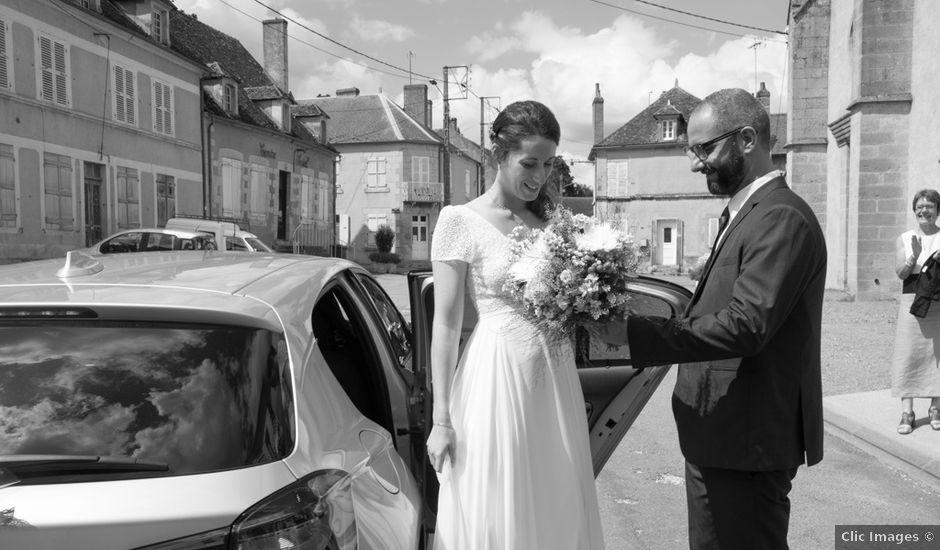 Le mariage de Mathieu et Madeline à Auxerre, Yonne