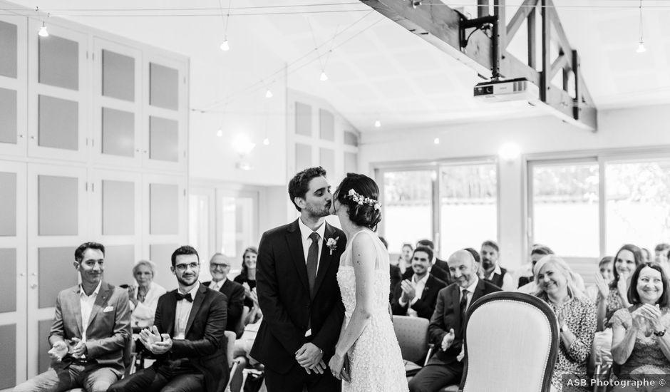 Le mariage de Baptiste et Sédrine à Collonges-au-Mont-d'Or, Rhône