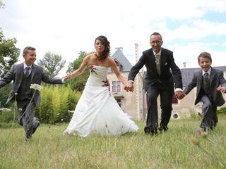 Le mariage de Sébastien et Sarah 2