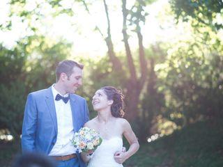Le mariage de Karen et Guillaume