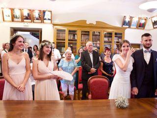 Le mariage de Justine et Cyril 2