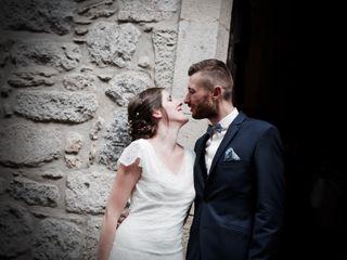 Le mariage de Justine et Cyril