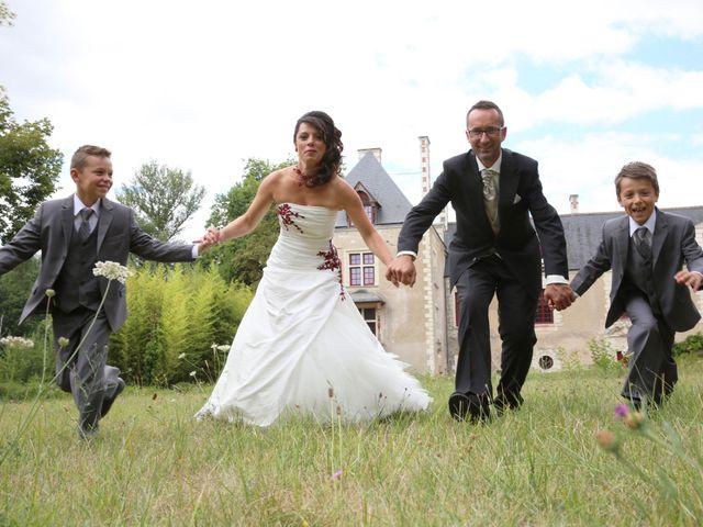 Le mariage de Sarah et Sébastien à Fresnes, Loir-et-Cher 1