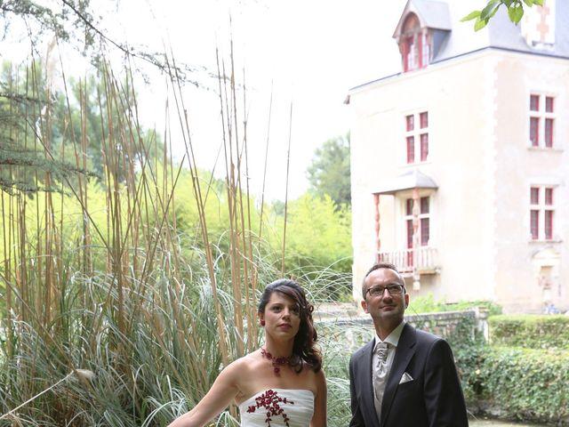 Le mariage de Sarah et Sébastien à Fresnes, Loir-et-Cher 4