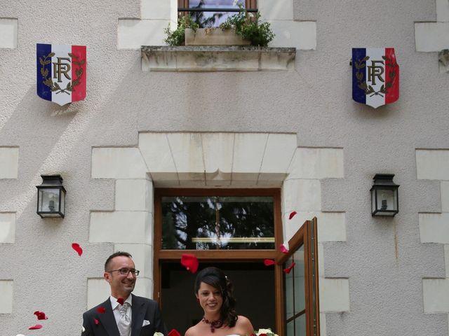 Le mariage de Sarah et Sébastien à Fresnes, Loir-et-Cher 9