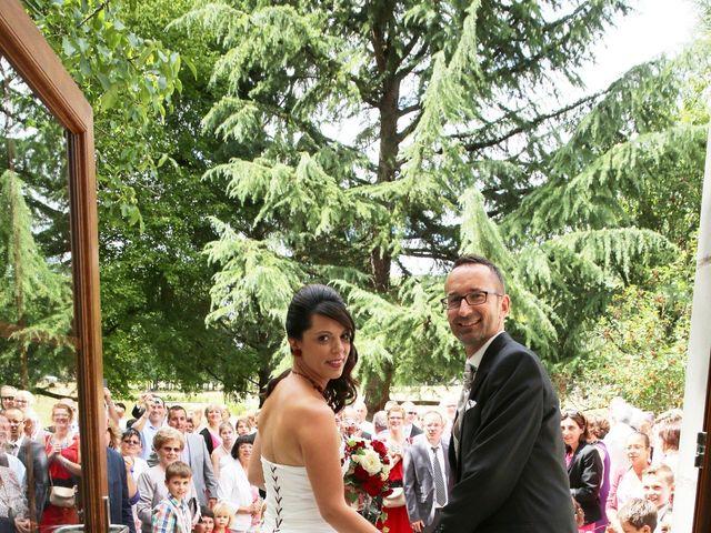 Le mariage de Sarah et Sébastien à Fresnes, Loir-et-Cher 10
