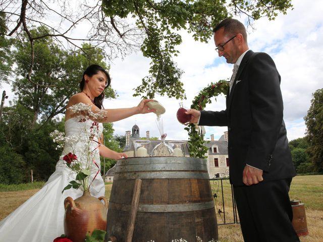 Le mariage de Sébastien et Sarah