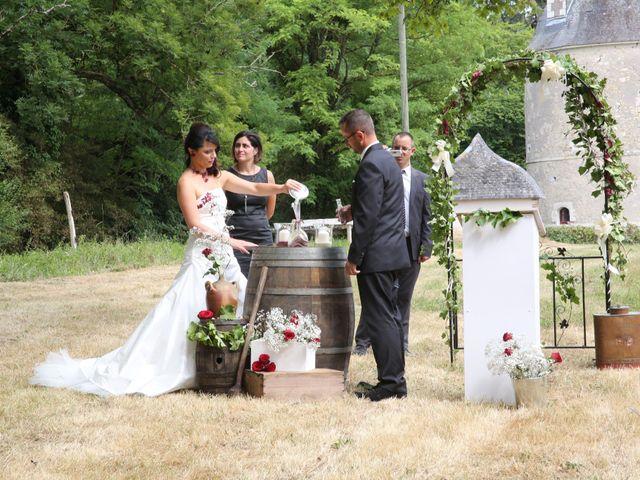 Le mariage de Sarah et Sébastien à Fresnes, Loir-et-Cher 11