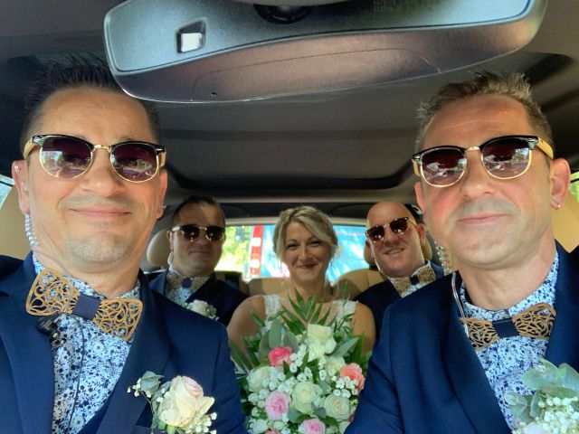 Le mariage de Bertrand et Delphine   à Fieux, Lot-et-Garonne 6