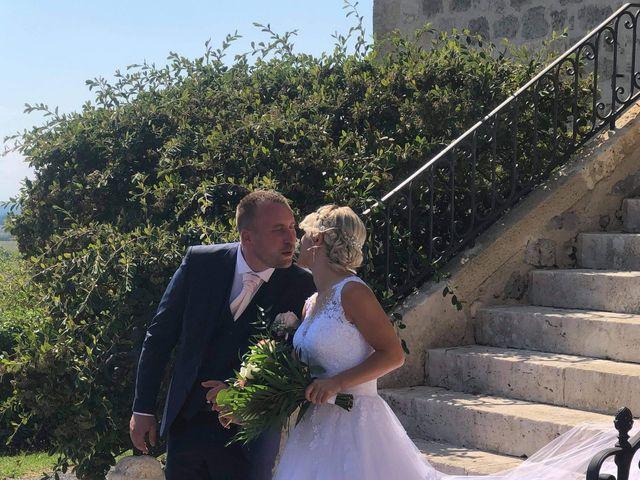 Le mariage de Bertrand et Delphine   à Fieux, Lot-et-Garonne 11