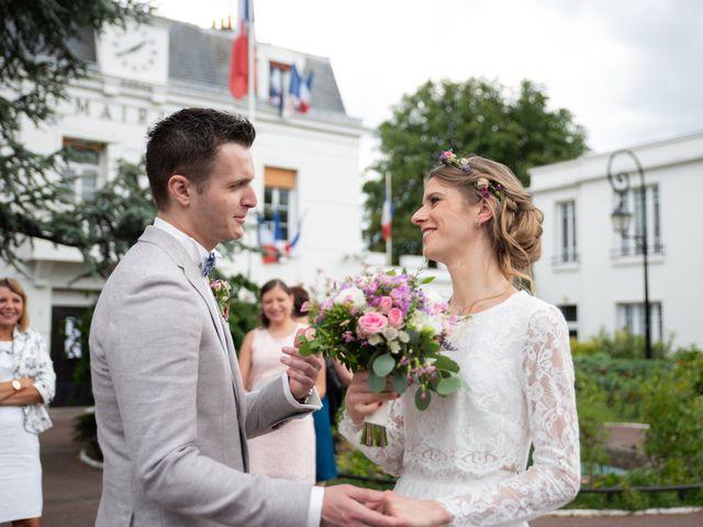 Le mariage de Kévin et Jessica à Neuilly-Plaisance, Seine-Saint-Denis 4