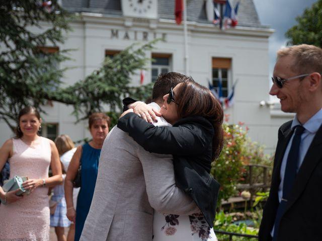 Le mariage de Kévin et Jessica à Neuilly-Plaisance, Seine-Saint-Denis 8