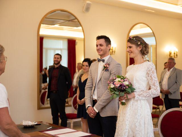 Le mariage de Kévin et Jessica à Neuilly-Plaisance, Seine-Saint-Denis 9