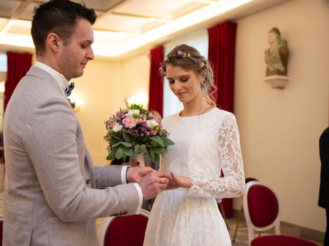 Le mariage de Kévin et Jessica à Neuilly-Plaisance, Seine-Saint-Denis 10