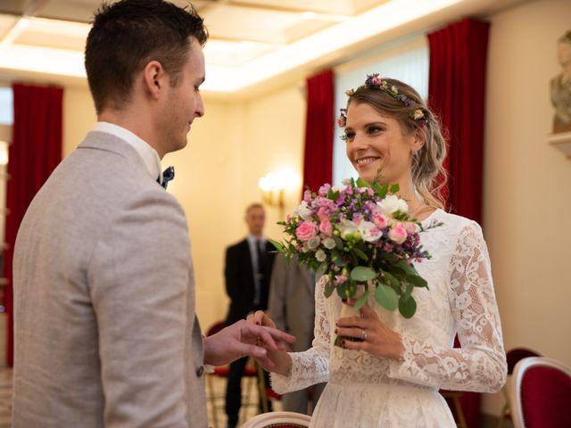 Le mariage de Kévin et Jessica à Neuilly-Plaisance, Seine-Saint-Denis 11