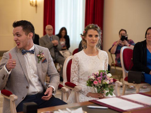 Le mariage de Kévin et Jessica à Neuilly-Plaisance, Seine-Saint-Denis 12