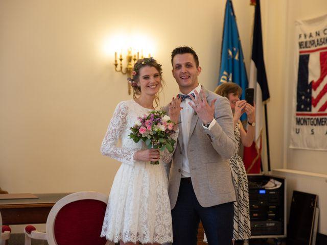 Le mariage de Kévin et Jessica à Neuilly-Plaisance, Seine-Saint-Denis 16