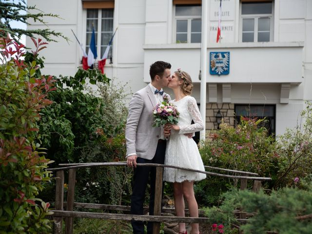 Le mariage de Kévin et Jessica à Neuilly-Plaisance, Seine-Saint-Denis 21