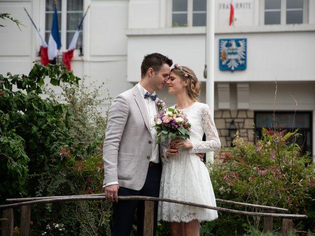 Le mariage de Kévin et Jessica à Neuilly-Plaisance, Seine-Saint-Denis 22