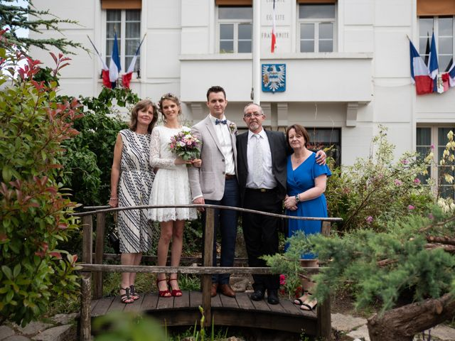 Le mariage de Kévin et Jessica à Neuilly-Plaisance, Seine-Saint-Denis 23