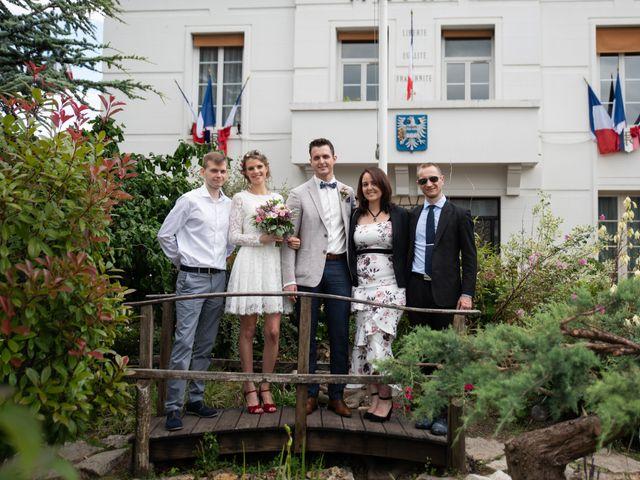 Le mariage de Kévin et Jessica à Neuilly-Plaisance, Seine-Saint-Denis 24