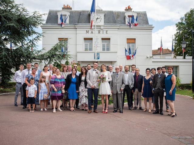Le mariage de Kévin et Jessica à Neuilly-Plaisance, Seine-Saint-Denis 26