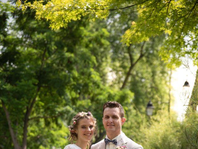 Le mariage de Kévin et Jessica à Neuilly-Plaisance, Seine-Saint-Denis 31