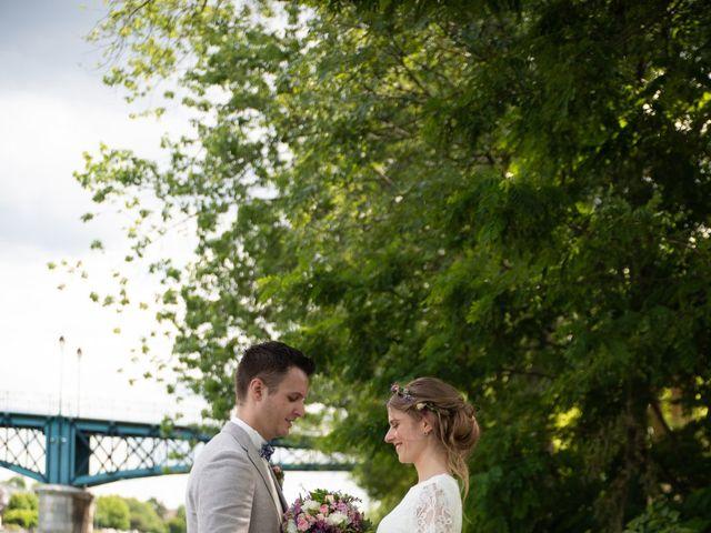 Le mariage de Kévin et Jessica à Neuilly-Plaisance, Seine-Saint-Denis 34