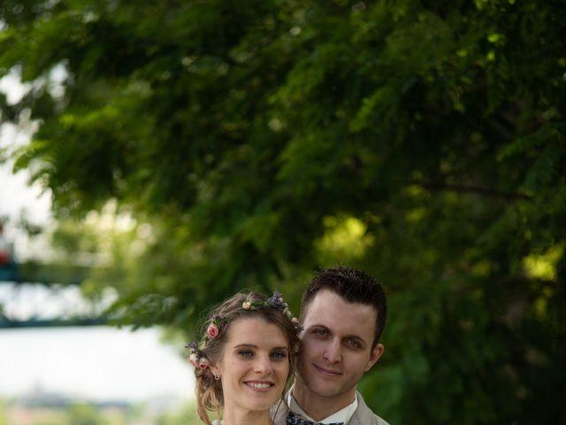 Le mariage de Kévin et Jessica à Neuilly-Plaisance, Seine-Saint-Denis 37