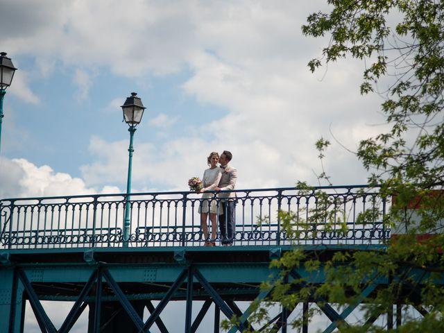 Le mariage de Kévin et Jessica à Neuilly-Plaisance, Seine-Saint-Denis 1