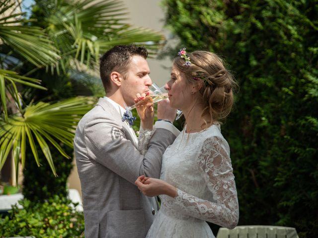 Le mariage de Kévin et Jessica à Neuilly-Plaisance, Seine-Saint-Denis 57