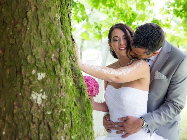 Le mariage de Morgane et Jerome