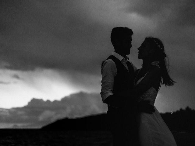 Le mariage de Isaure et Enrique