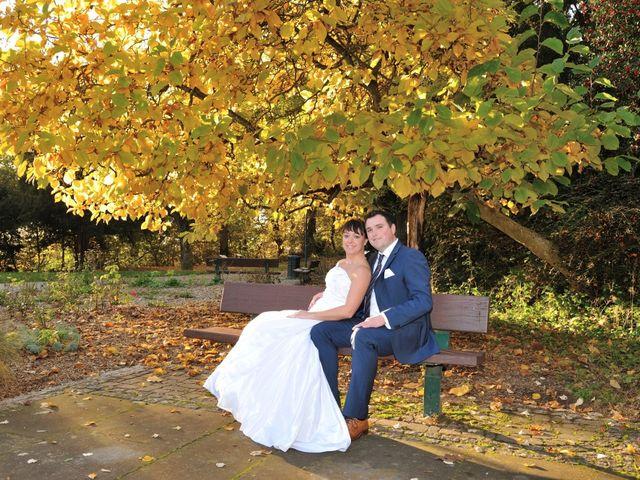 Le mariage de Sandra et Christoph