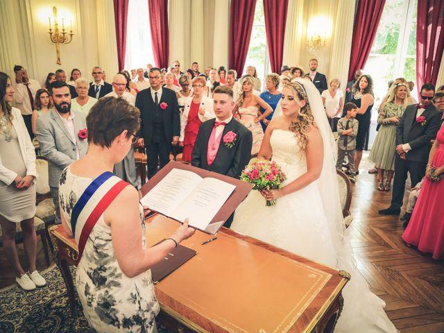 Le mariage de Mathieu et Déborah à Osny, Val-d'Oise 58