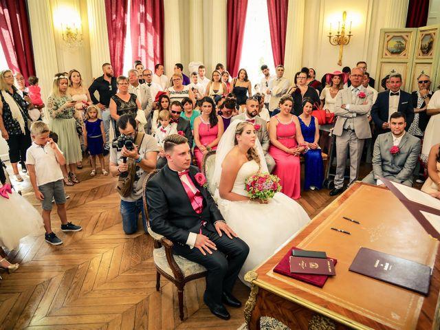 Le mariage de Mathieu et Déborah à Osny, Val-d'Oise 61