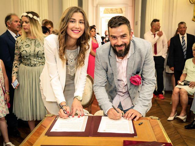 Le mariage de Mathieu et Déborah à Osny, Val-d'Oise 63