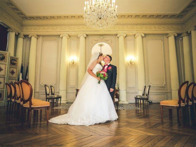 Le mariage de Mathieu et Déborah à Osny, Val-d'Oise 66