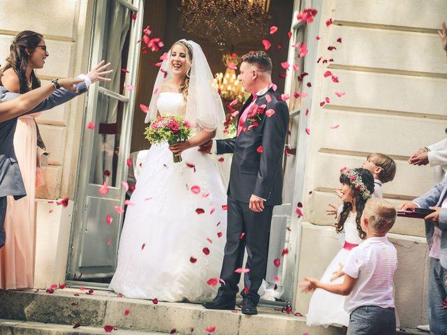Le mariage de Mathieu et Déborah à Osny, Val-d'Oise 67