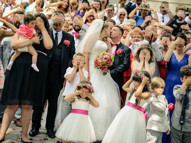 Le mariage de Mathieu et Déborah à Osny, Val-d'Oise 70