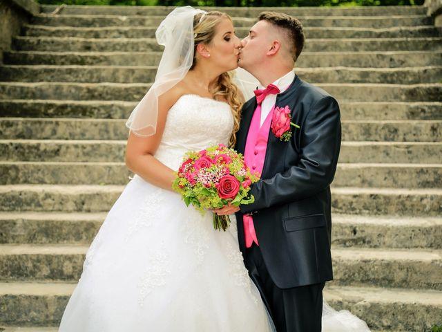 Le mariage de Mathieu et Déborah à Osny, Val-d'Oise 71