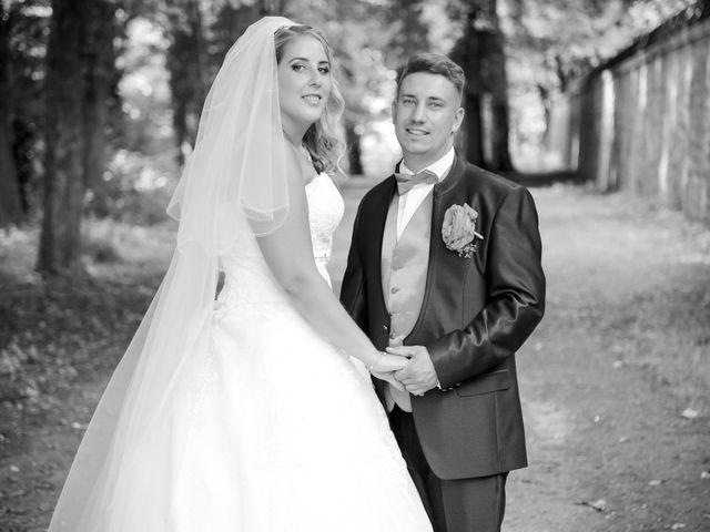 Le mariage de Mathieu et Déborah à Osny, Val-d'Oise 74