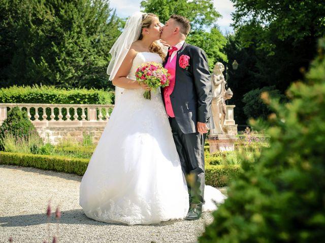 Le mariage de Déborah et Mathieu
