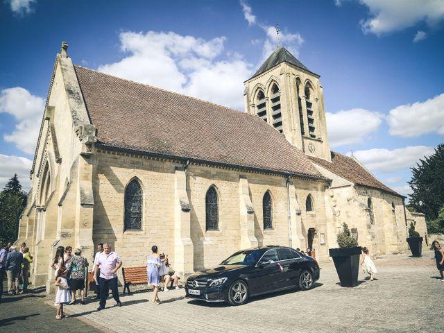 Le mariage de Mathieu et Déborah à Osny, Val-d'Oise 80