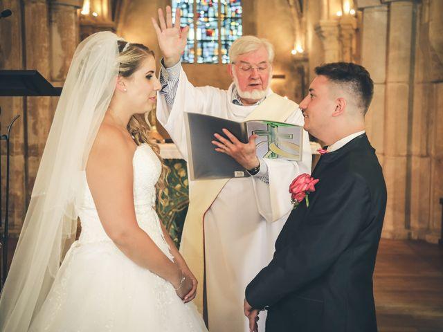 Le mariage de Mathieu et Déborah à Osny, Val-d'Oise 90